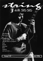 String Jazz, Issue 8